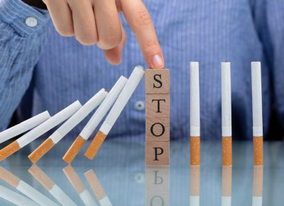 Quit Smoking & Overcome Drug Addiction